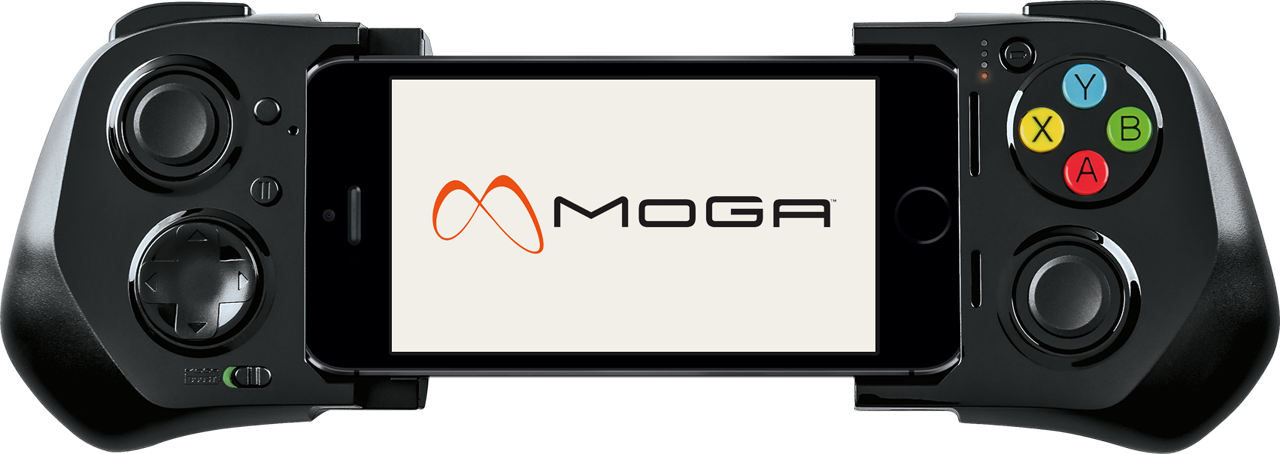 Moga Ace Power iPhone and iPad Controller Overview Image