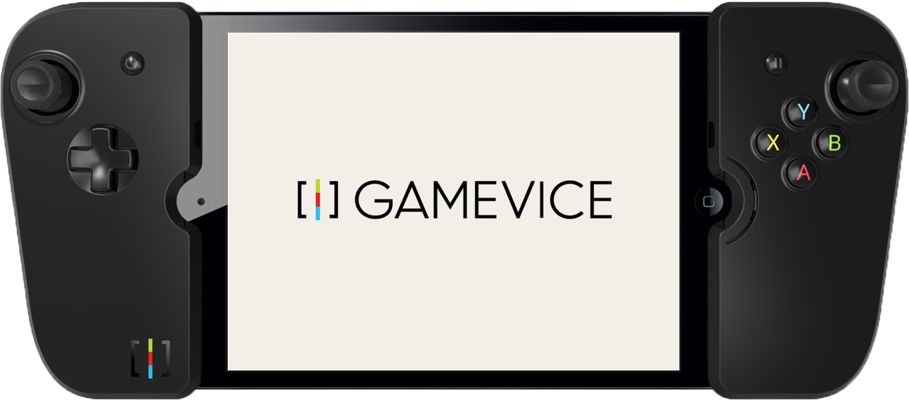 Gamevice iPhone and iPad Controller Overview Image