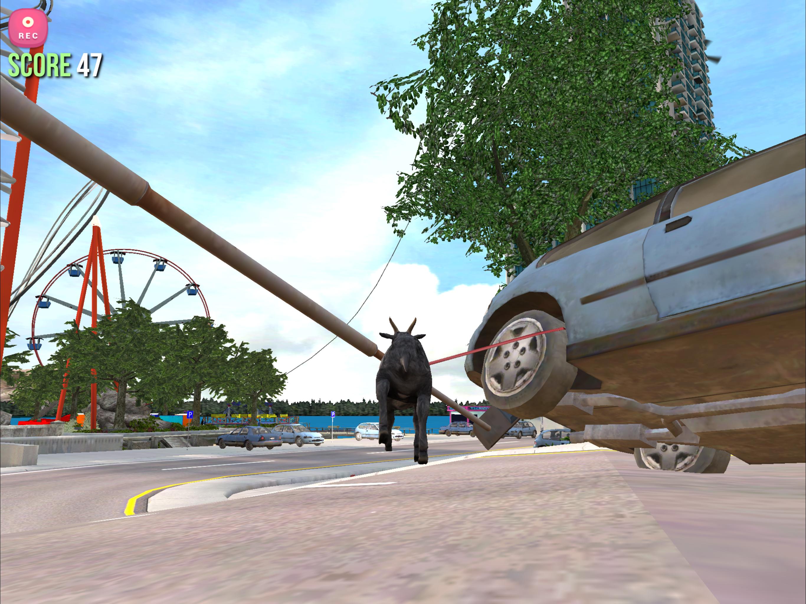 free download goat simulator mmo