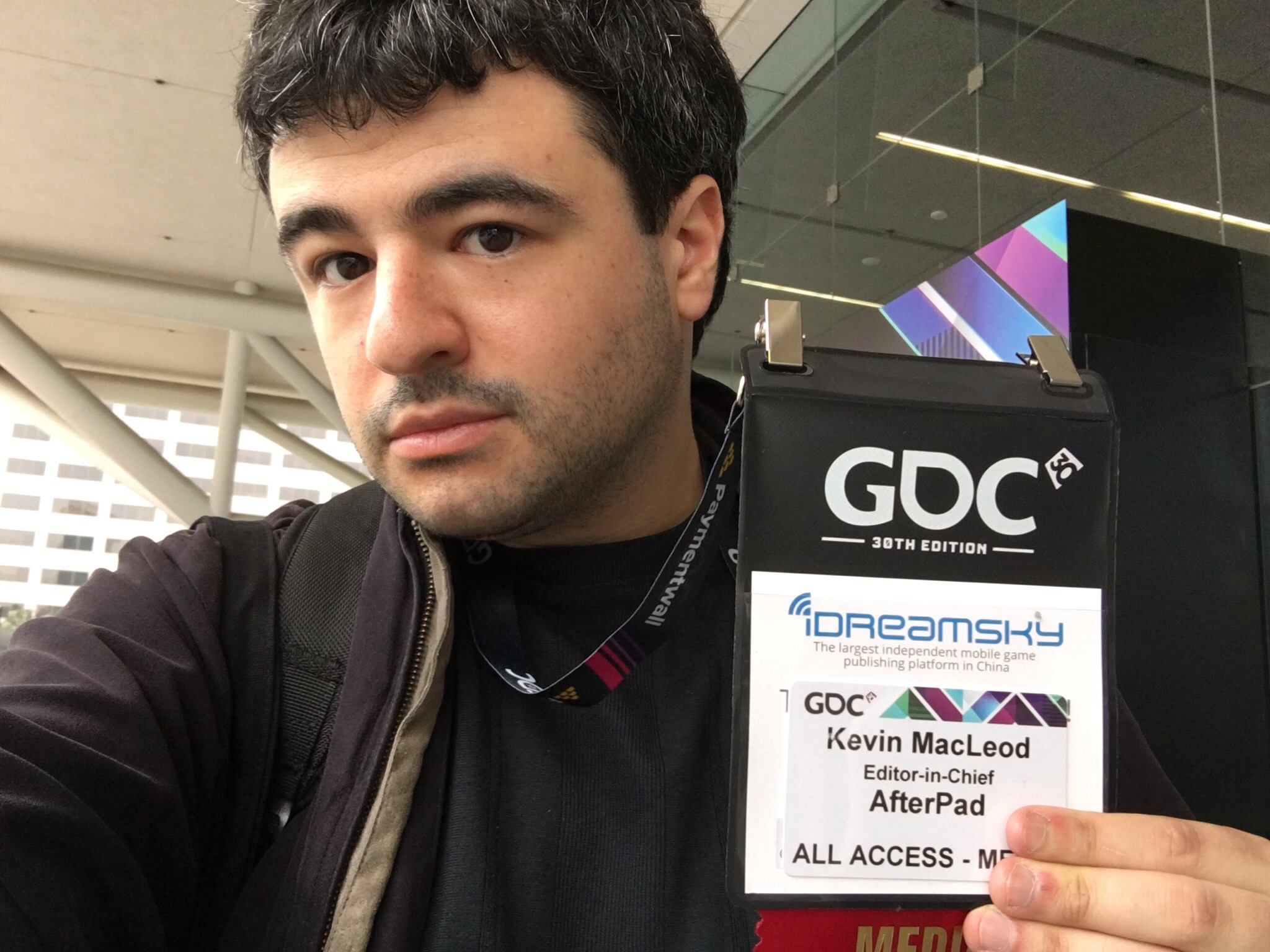 AfterPad is at GDC!