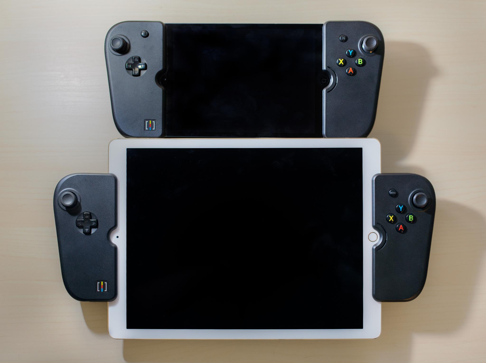 iPad Pro Gamevice VS iPad Mini Gamevice